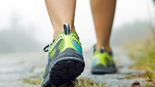 Road to weight loss begins with leisurely walk
