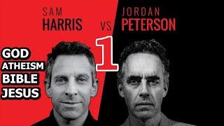Sam Harris & Jordan Peterson - Vancouver - 1 (CC: Arabic & Spanish)