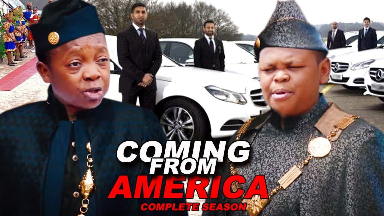 Download (New Movie) COMING FROM AMERICA - AKI AND PAWPAW - 2021 Trending Nigerian Movies