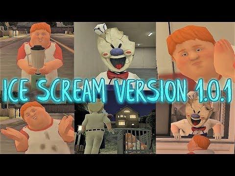 Ice Scream Version 1.0.1 Full Gameplay + Bad Ending