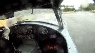 David Hart cobra at Le Mans Classic 2012.mov