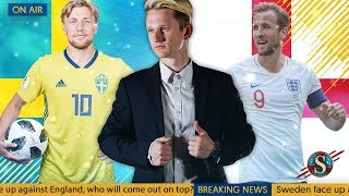 LIVE SWEDEN vs ENGLAND - STREAM HD - WORLD CUP 2018 LIVE HD | COMMENTATING