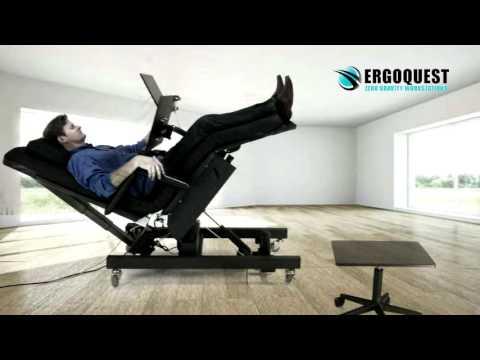Zero Gravity Computer Chair