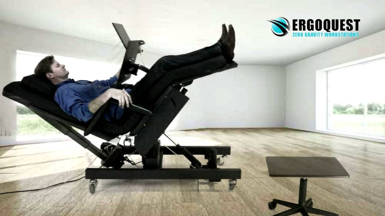 Zero Gravity Computer Chair Youtube