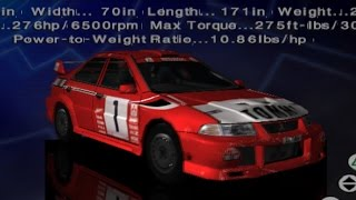 Driving Emotion Type-S [ALL CARS UNLOCKED] PCSX2 JDM