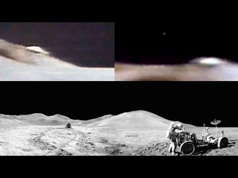 Disk Shaped UFO During Apollo 15 Mission on the Moon in 1971 - FindingUFO