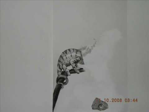 """Lizard,"" an animation by Glen Sanders"