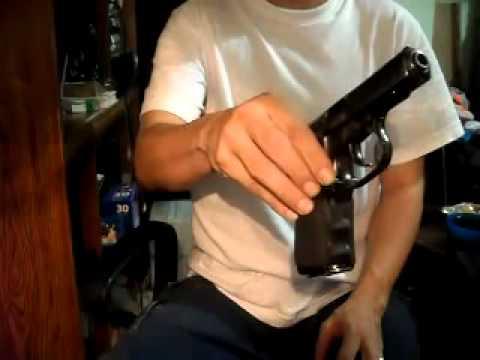 CZ 83 PISTOL MANIPULATION calibre 7.65 Browning,7.65x17mm,.32 ACP