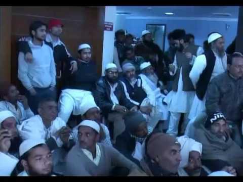 Aziz Burney at Indian Islamic Culture Centre 2