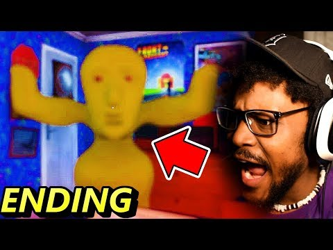 WHO THE FREAK IS THAT!? DECODING SECRET MESSAGE | Midnight Evil ENDING