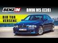 BMW E39 M5 // Bir Tur Versene
