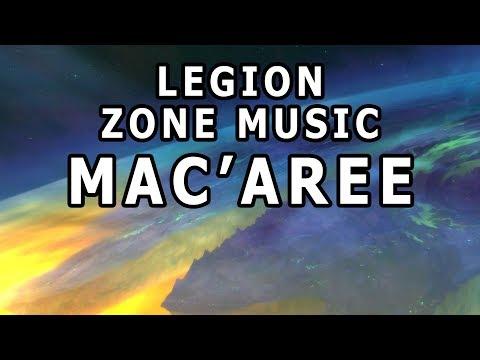 Mac'Aree Zone Music - World of Warcraft Legion