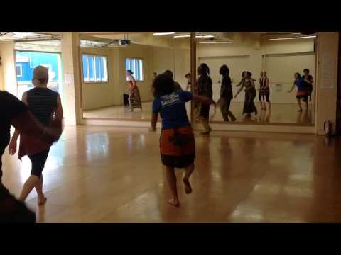 African Dance with Manimou on Sunday Mornings!