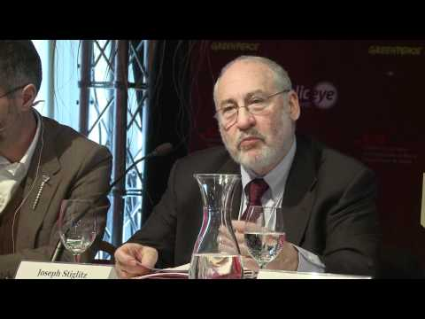 Speech Joseph Stiglitz at the Public Eye Awards 2012