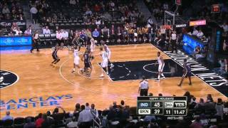 Paul George vs Brooklyn Nets 2013.12.23