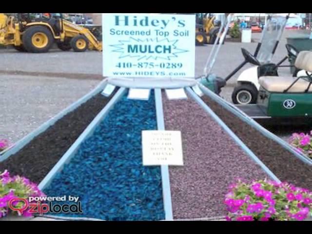 Hidey's Landscape Supply Yard - (410)875-0289
