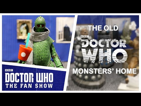 Doctor Who: The Fan Show - The Ice Warriors Are Back!
