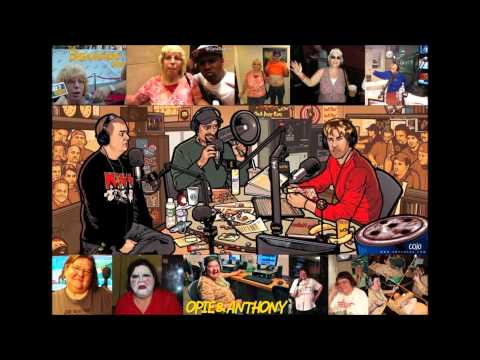 Opie and Anthony: Marion has a Meltdown + Lady Di won't be Quiet (4 - 18 - 2014) [HD]