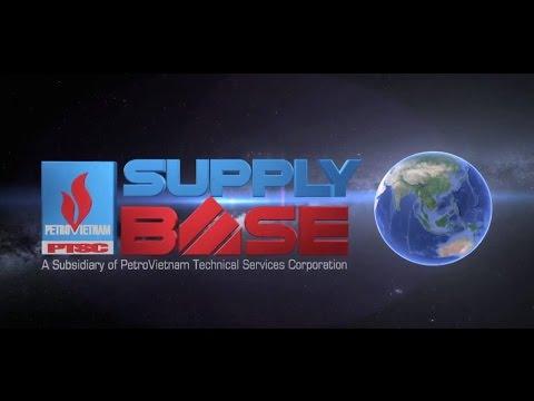 PTSC - PETROVIETNAM Supply Base Vung Tau - Oil \u0026 Gas Bosiet accredited Cameraman