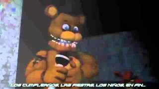 Download Video Five nigh at freddy's song by itowngameplay (cancion) MP3 3GP MP4