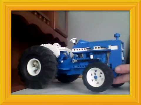 lego ford tractor 1962