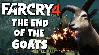 Far Cry 4 Map Editor - The End of The Goats