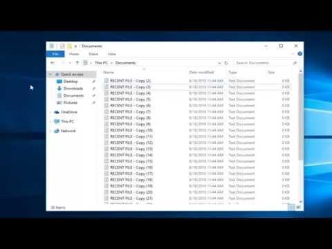 Windows 7/8/10: How To Easily Create ZIP Files In Windows [Tutorial]