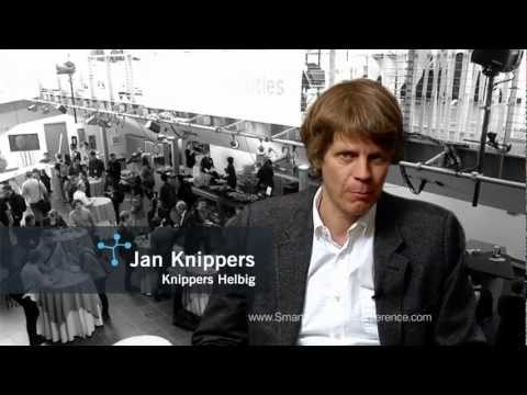 Jan Knippers Interview at SmartGeometry 2012