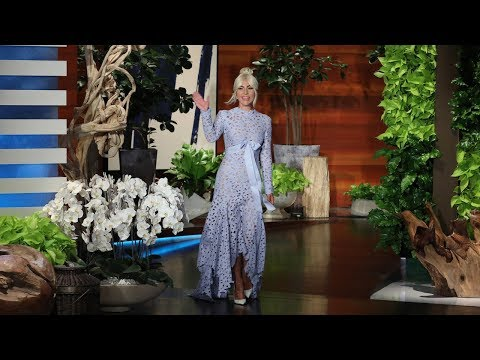 Lady Gaga Tells Ellen Why She Can't Let Go of 'A Star Is Born' Character