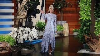 Lady Gaga Tells Ellen Why She Can