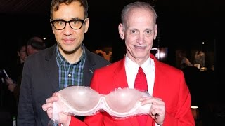 John Waters Life Lessons for Fred Armisen