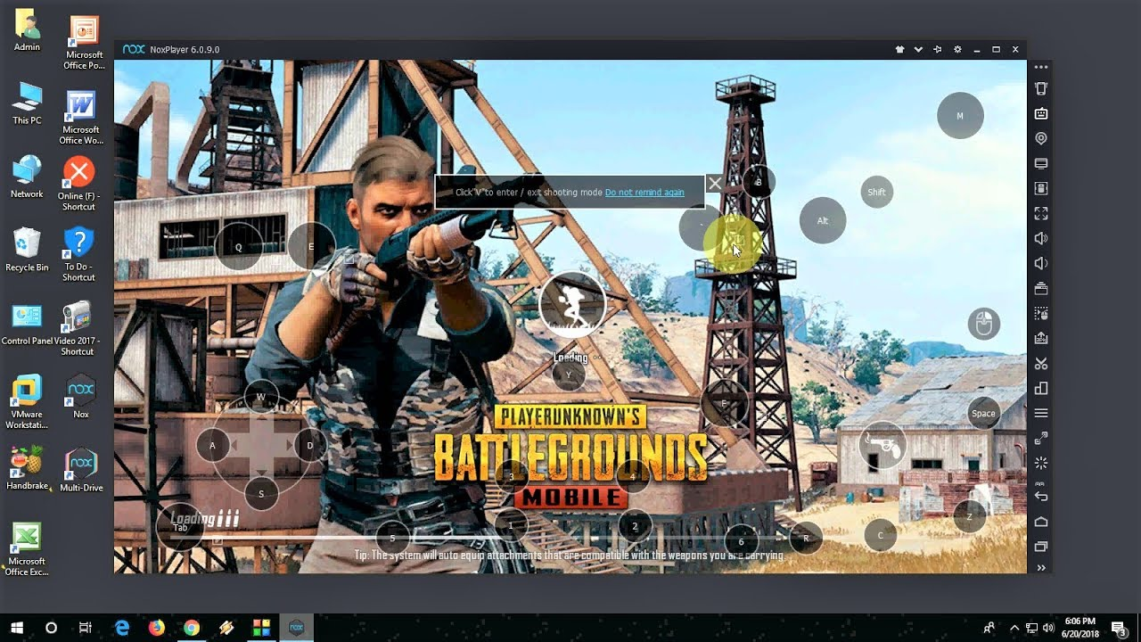 Best Way to Play PUBG Mobile Game in Any Windows Laptop/PC