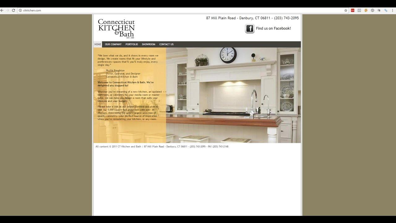 CT Kitchen U0026 Bath   Free Website Tips!