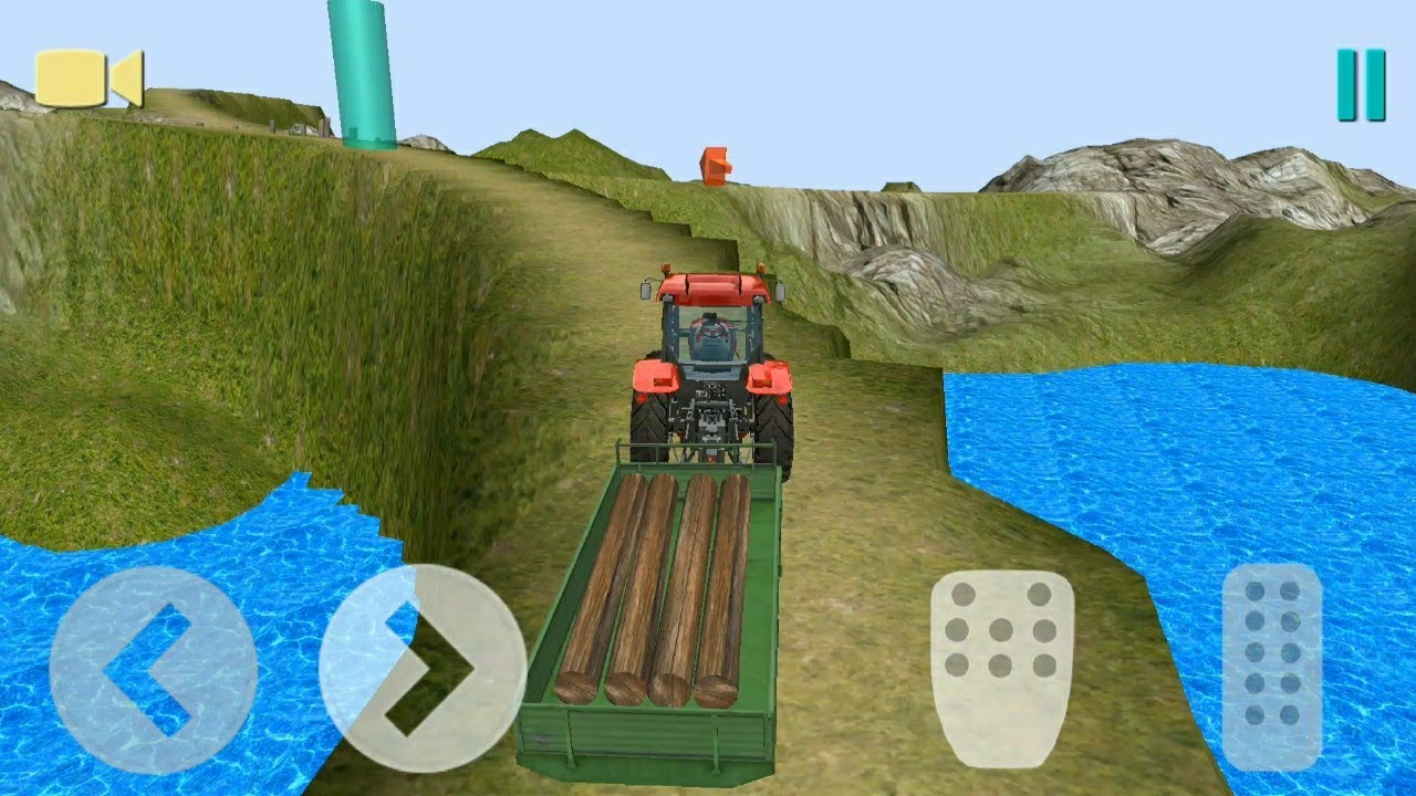 Tractor Driver Cargo 3d Game   Android Games