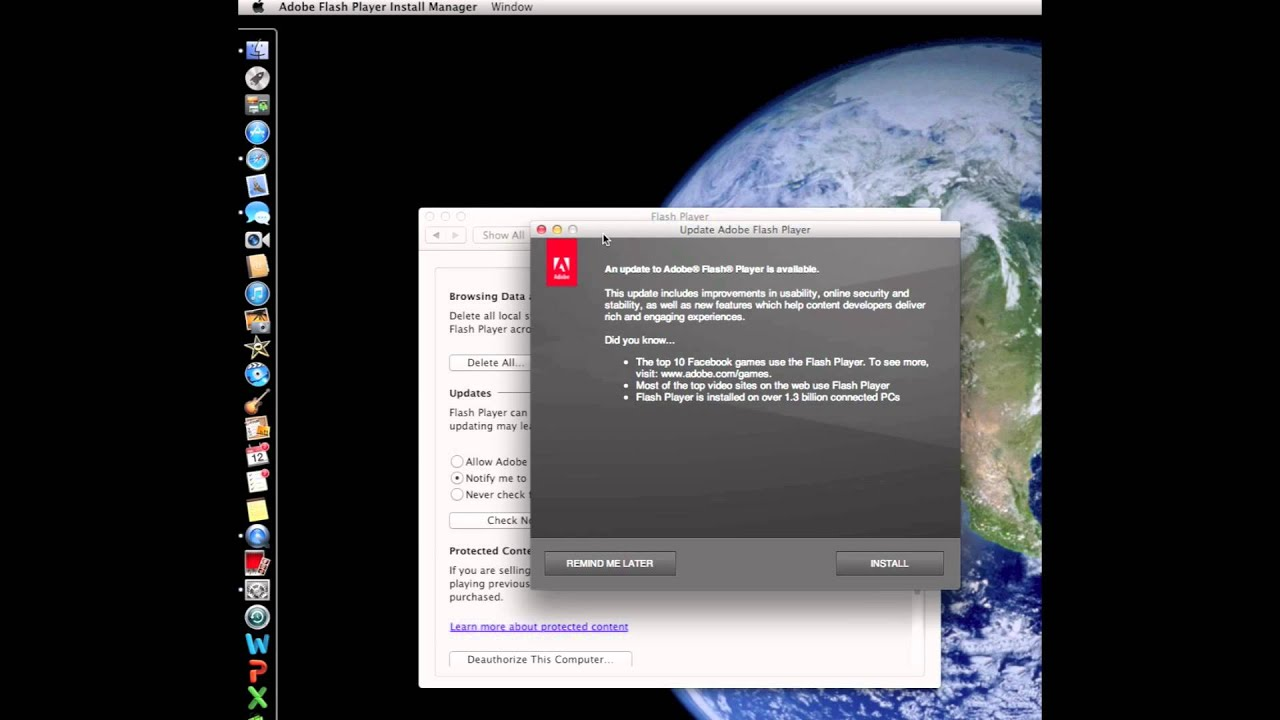How to Uninstall Flash Player on Mac OS X - MacPaw