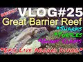 AUSTRALIA \\ GREAT BARRIER REEF LIVE ABOARD DIVING // VLOG#25