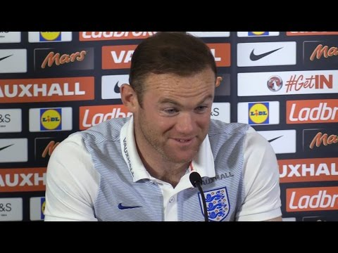 Wayne Rooney Full Press Conference Ahead Of England v Malta