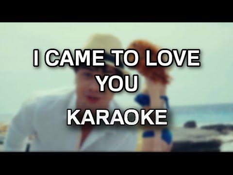 Alexander Rybak - I came to love you [karaoke/instrumental] - Polinstrumentalista
