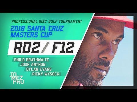 2018 Santa Cruz Masters Cup | Lead Card, RD2, F12 | Wysocki, Brathwaite, Evans, Anthon