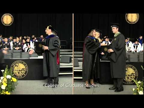 University of Idaho One Hundred Twentieth Commencement - May 16, 2015