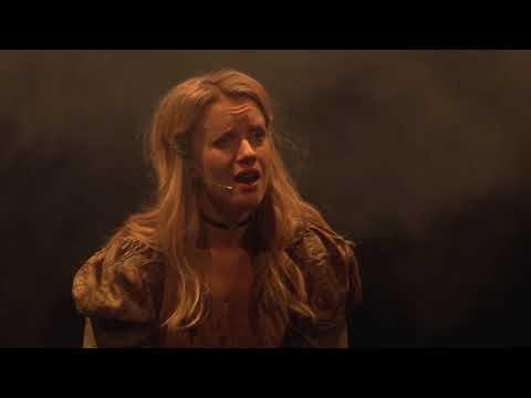 Евгения Лисина Ария Фантины, мюзикл Отверженные / Evgeniia Lisina, Fantine Los Miserables