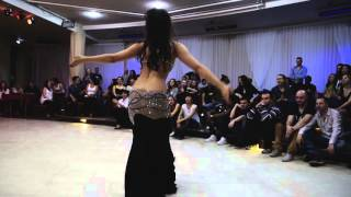 восточные танцы (belly dance)