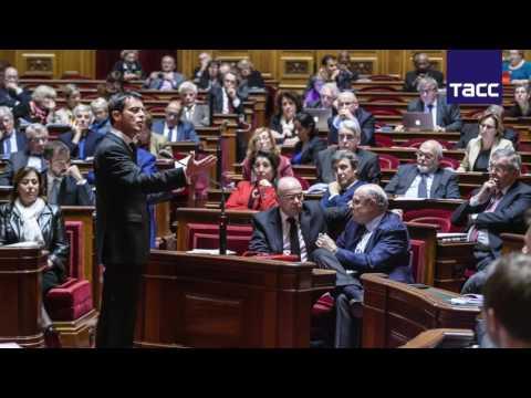 Сенат Франции принял резолюцию о постепенном свертывании санкций в отношении России