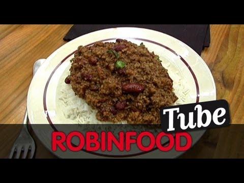 ROBINFOOD / Chile con carne + Diablo