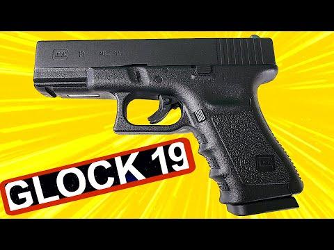 Glock 19 BB Gun Review