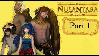 Nusantara: Legend of the Winged Ones Part 1 -Talking Birds?!- - Stafaband