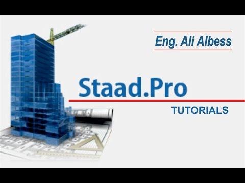 Repeat How to install and activate/crack Bentley STAAD Pro