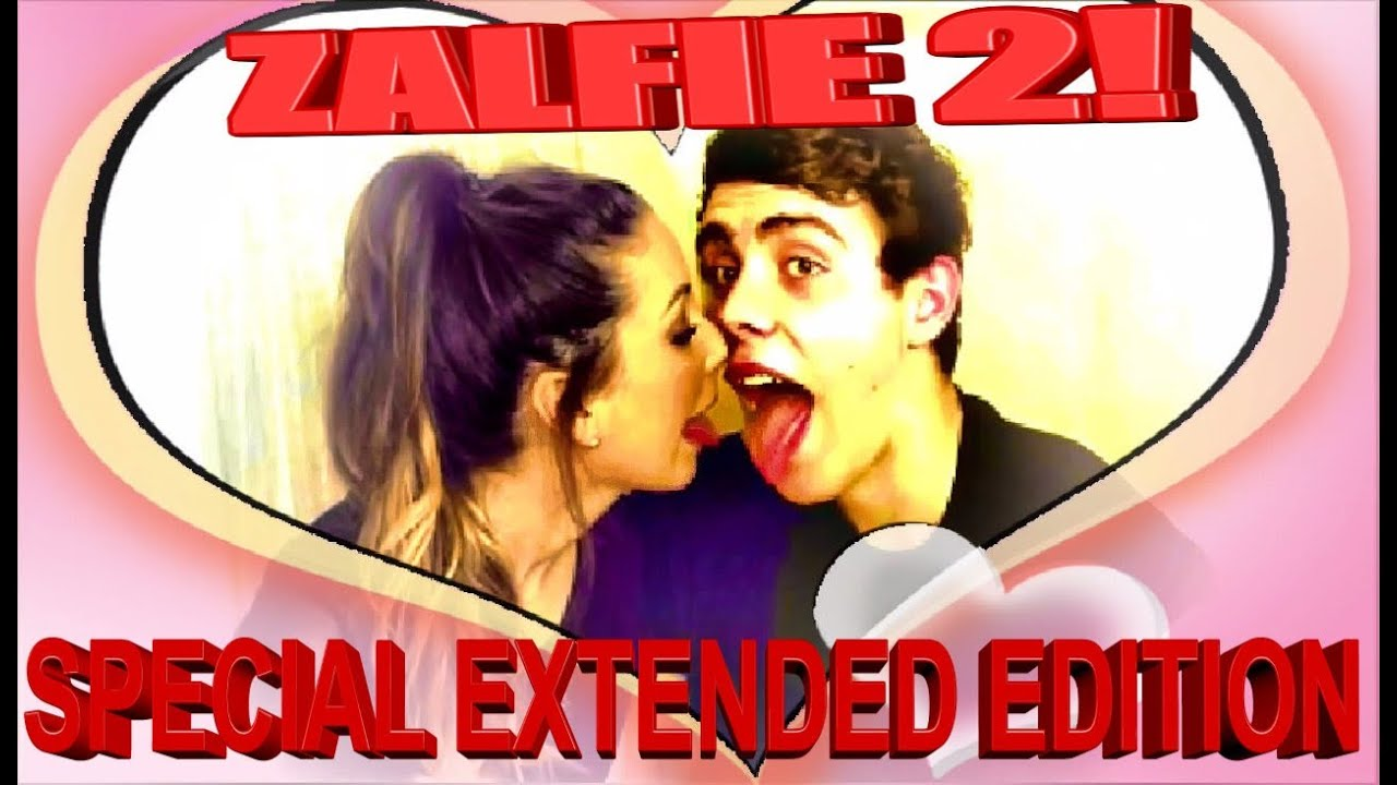 ZALFIE 2 - Zoe and Alfie Finally Kiss? EXTENDED 1 HOUR ...