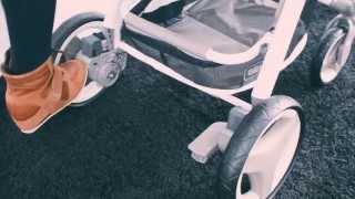 Bebecar Ip-Op Evolution - Видео обзор коляски