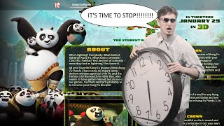 Roblox, It's time to STOP!!!!! (Your sponsored games...)